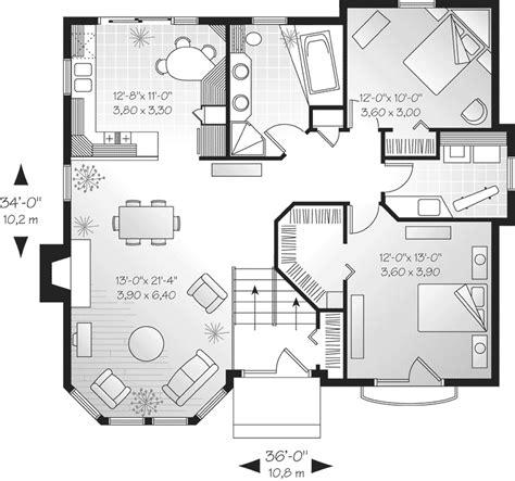 Viktorianisches Haus Grundriss by Modern Home Floor Plans Ftempo