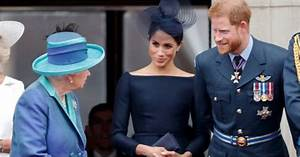 Queen Holds 'Crisis Meetings' After Meghan Shocks Her ...