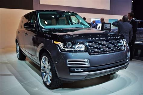 2017 Land Rover Range Rover Autobiography Black
