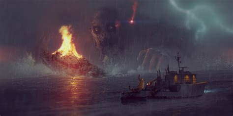 The Angry Sea, Weihao Wei