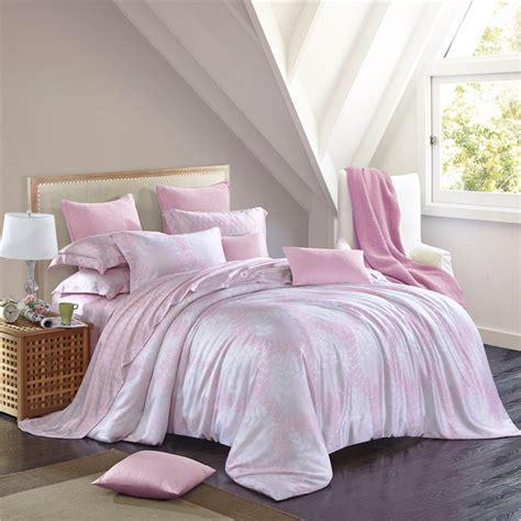 light pink sheets queen online get cheap light pink bedding aliexpress com