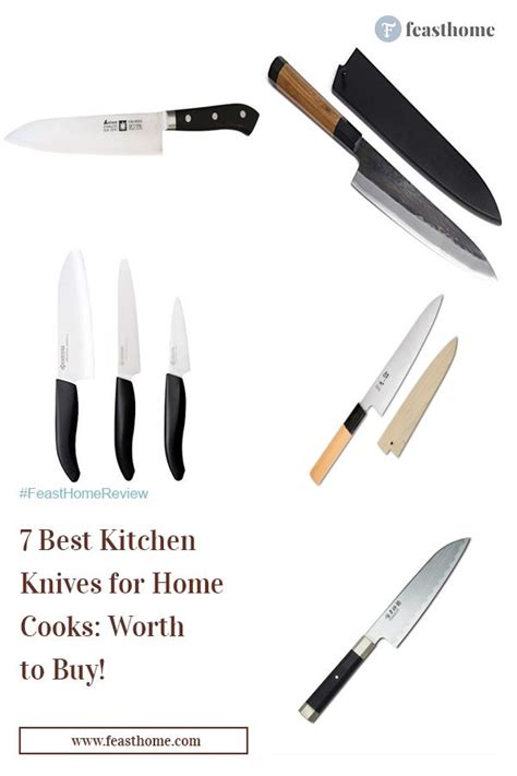 knives kitchen feasthome