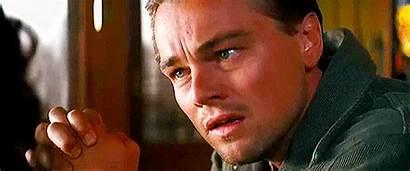 Dicaprio Leonardo Sad Crazy Retard Never Gifs