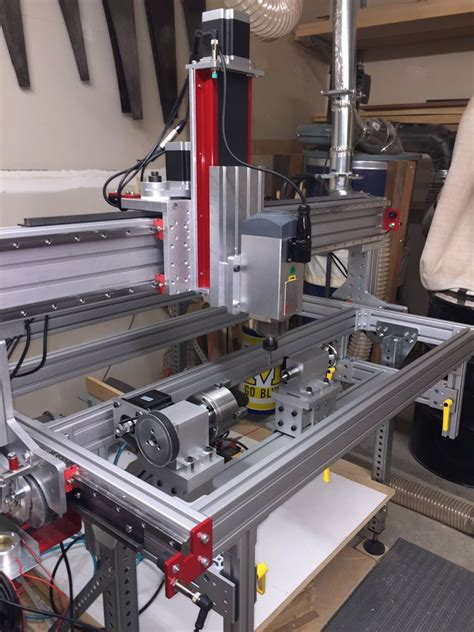 adding  rotary axis  cnc router parts pro cnc