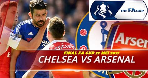 DP BBM CHELSEA vs ARSENAL FINAL FA CUP 2017: Wembley ...