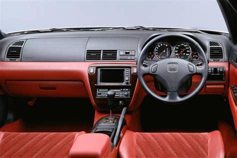 1998 Honda Prelude Interior