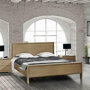 Lit 2 Places Moderne : lit 2 places moderne en bois brin d 39 ouest ~ Teatrodelosmanantiales.com Idées de Décoration