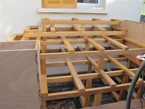 Lambourde Pour Terrasse Bois : kinderzimmers terrasse en bois avec marches et gradins ~ Premium-room.com Idées de Décoration