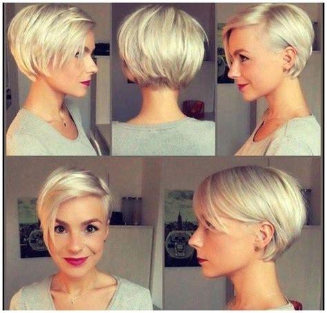 kurze bob frisuren mit kurzem nacken haarschnitte und