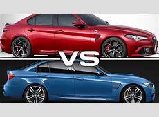 2016 Alfa Romeo Giulia Quadrifoglio vs 2016 BMW M3 YouTube