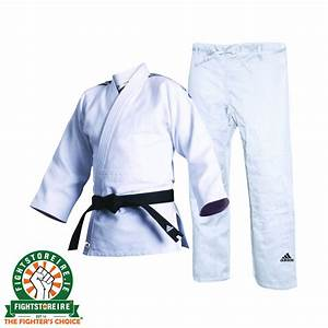 Adidas Contest Judo Uniform White 690g Fight Store IRELAND