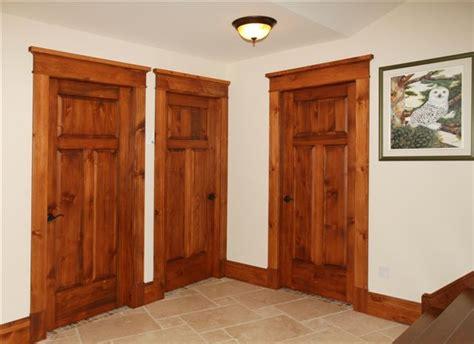 poignées de portes portes en bois int 233 rieures menuiserie de l estrie