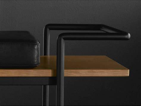 Ash Bench T904 By Poltrona Frau Design Gastone Rinaldi