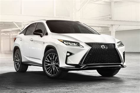 lexus 2020 price 2020 lexus rx 350 redesign changes and price top new suv