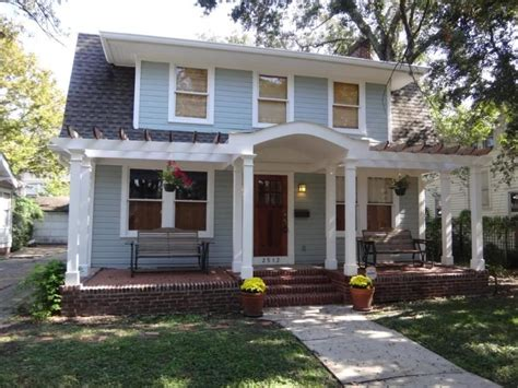Colonial Front Porch Designs by Colonial Porches With Exterior Front Doors And
