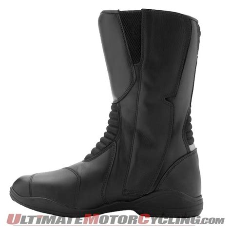 road motorbike boots axo road and way waterproof motorcycle boots released