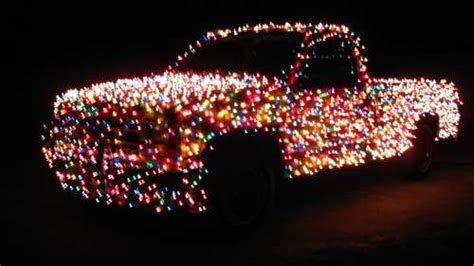 light  pick  trucks diy holiday spirit   truck