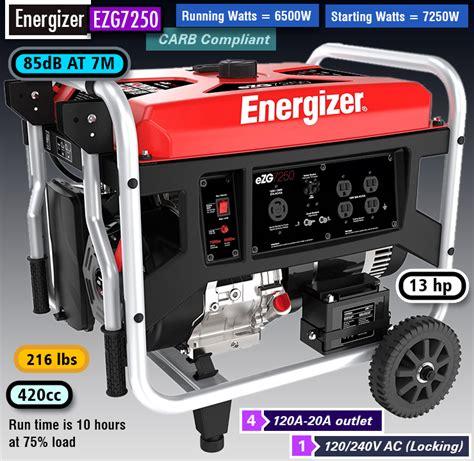 energizer ezg  wen  reviews portable gas
