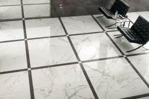 indoor tile floor porcelain stoneware polished marvel black and black and white marble