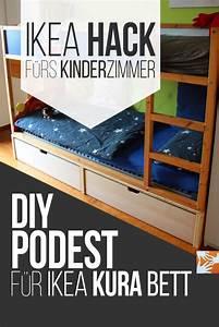 Ikea Bett Kinderzimmer : chaosfreies kinder und jugendzimmer ikea kura hack muttis n hk stchen ~ Frokenaadalensverden.com Haus und Dekorationen