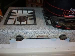 Plaque 2 Feux Gaz : photo plaque de cuisson 2 feux gaz ancienne plaque de c ~ Dailycaller-alerts.com Idées de Décoration