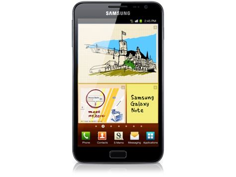 Samsung Galaxy Note price, specifications, features ...