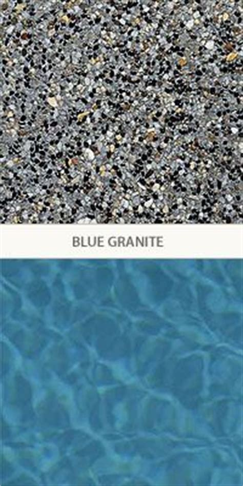 blue granite pebble sheen with gemz pendants tile on steps