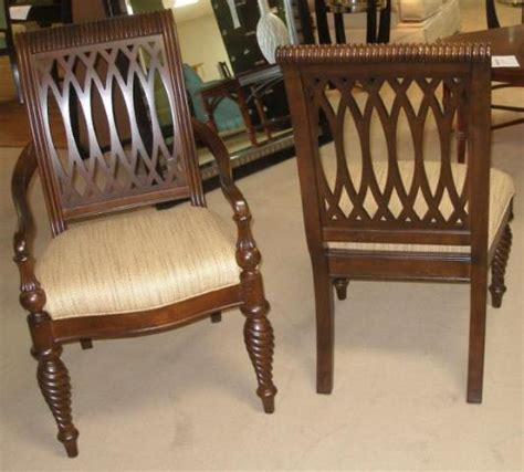 4 bernhardt furniture embassy row dining chairs free ship