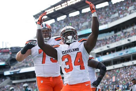 cleveland browns roster analysis  running backs