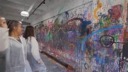 Paint Splat Water Mess Around Jamming Lets