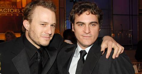 Were Joaquin Phoenix and Heath Ledger Friends? | POPSUGAR ...