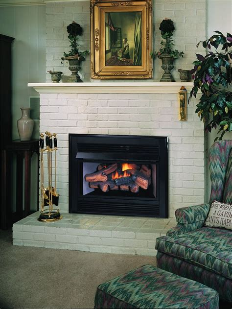 vent  gas fireplace product vi vantage hearth vent