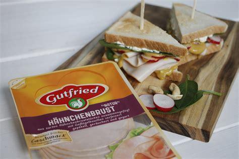 Stulle Mit Margarine Und Zucker by Sandwich Rezept H 228 Hnchen Lavendelblog