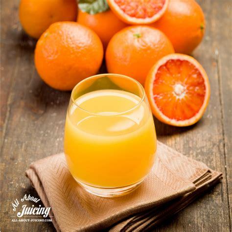 juice orange recipes juicing recipe oj fresh juicy juicer breakfast ol plain away diet fruit