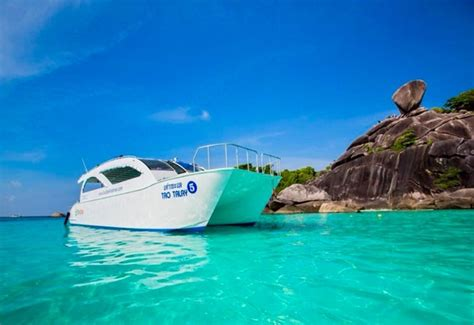Speed Boat Average Speed by Similan Island Tour By Speed Boat Mr Kot Phuket Tour