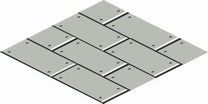 Tile Floor Clipart Isometric Tiles Clip Cliparts