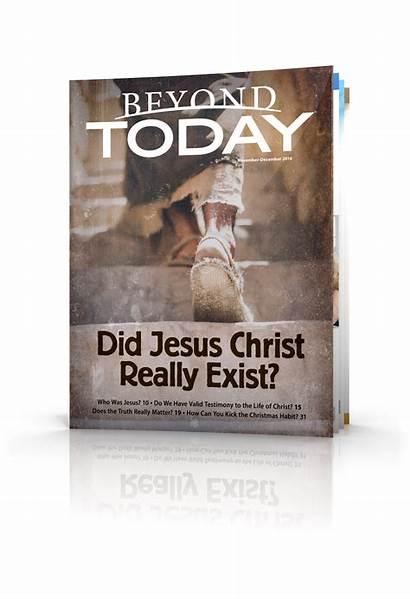 Magazine Today Beyond Jesus December November Testament