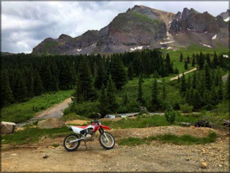 alpine loop colorado motorcycle and atv trails