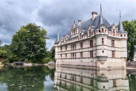 castillo de azay le rideau castillos renacimiento en francia historia arte