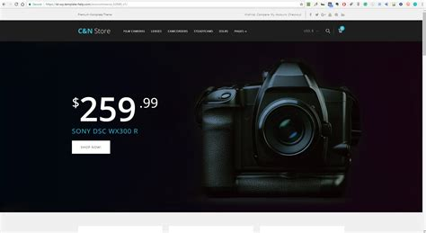 Camera Dslr Store Website  Drop Ship Businesses For Sale®