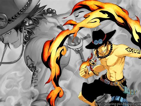 One Piece Ace Wallpaper For Android » Cinema Wallpaper 1080p