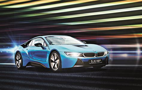 Bmw I8 Is Straits Times Car Of The Year 2015
