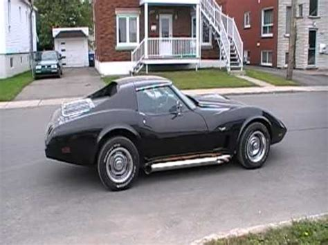 corvette  pose side pipes youtube