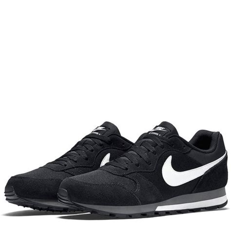 nike nike md runner textile mens mens trainers