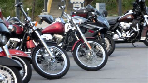 See What Type Of Motorcycle Harley-davidson Employees