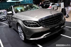 Mercedes Classe C Restylée 2018 : mercedes salone di ginevra 2018 tutte le novit in arrivo ~ Maxctalentgroup.com Avis de Voitures
