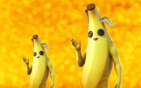 peely banana skin fortnite wallpapers   unlock