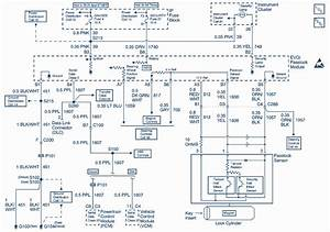 2005 Chevrolet Tahoe Wiring Diagram
