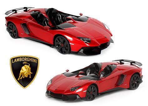 Rastar Rc Car Licensed112 Lamborghini Aventador J