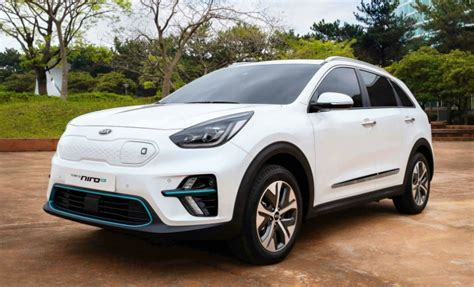 2019 Kia Niro Ev Model Knowthiscar